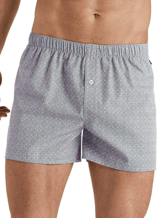 Boxershort - Fancy Woven - 2049 artichoke ornament S
