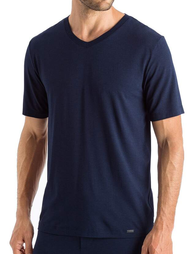 V-Shirt - Casuals - 1610 deep navy S