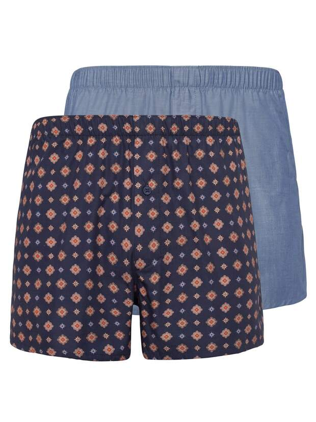 Boxers 2Pack - Fancy Woven