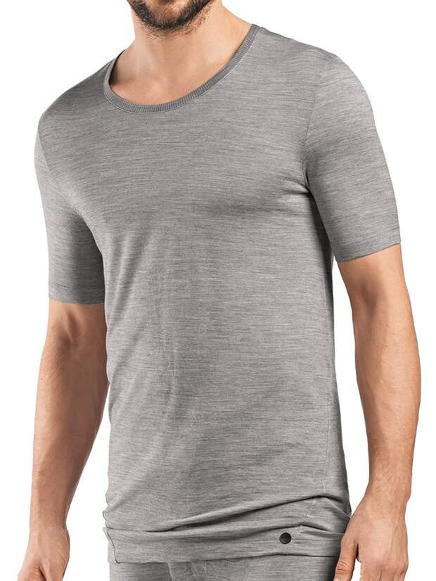 Shirt O-Neck - Light Merino