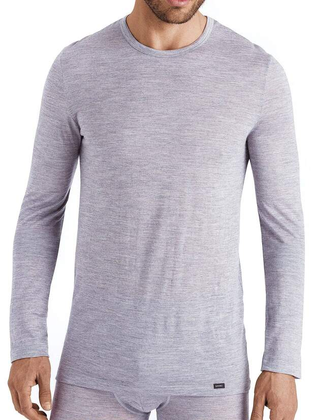 Shirt Langarm - Light Merino