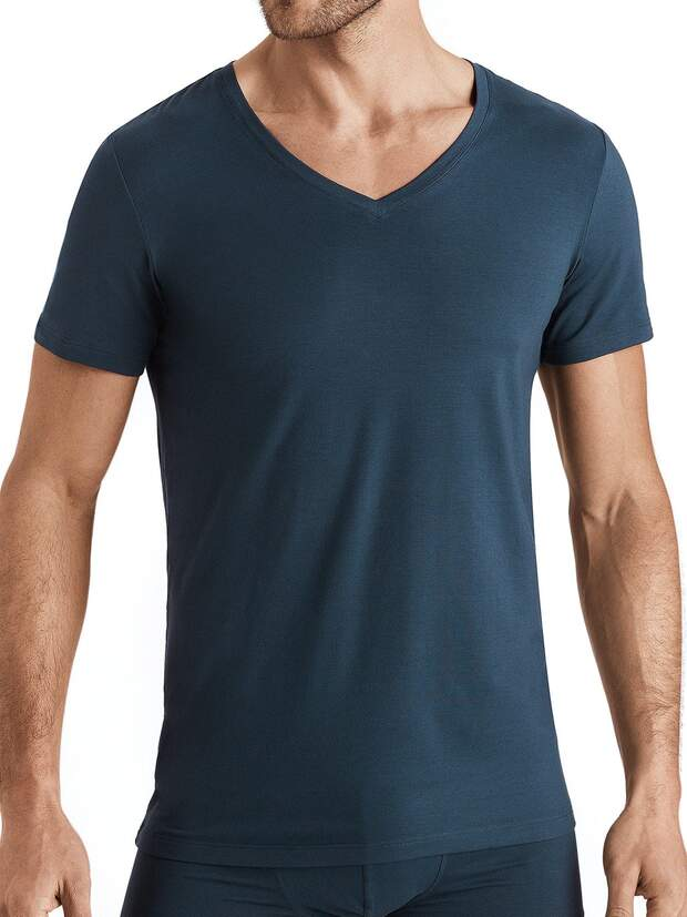 Shirt V-Neck - Cotton Superior